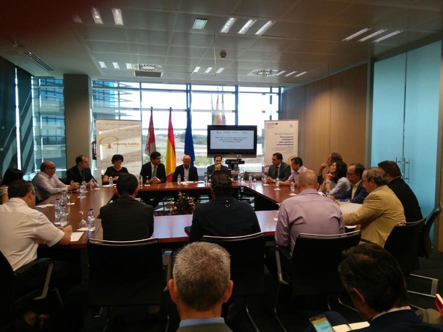 """A Agência de Inovação, Financiamento e Internacionalização Empresarial de Castilla Y León (ADE) organiza uma jornada informativa - """"Smart Finance"""""""