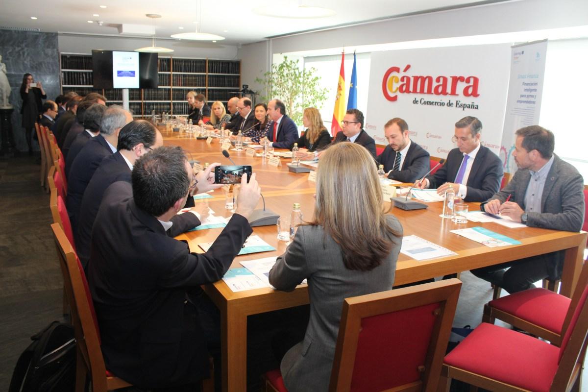 Smart Finance organiza em Madrid uma Mesa Redonda sobre o futuro do financiamento das PME